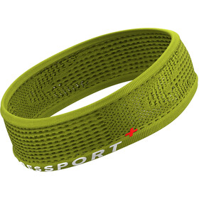 Compressport On/Off Thin Headband lime